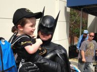 Le Batman au grand coeur qui rendait visite aux enfants malades est mort