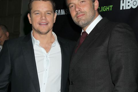 Matt Damon : Face au divorce de Ben Affleck, il parle de la 'folie' du mariage