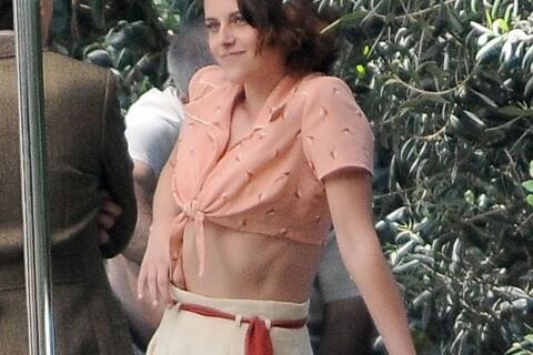 Kristen Stewart : Look parfait et abdos d'acier, elle relève un défi de taille