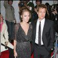 Angelina Jolie et Brad Pitt - Avant-première du film The Good Sheperd à New York le 11 décembre 2006