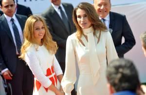 Rania de Jordanie : Sa fille la princesse Iman, 18 ans, éblouissante à ses côtés