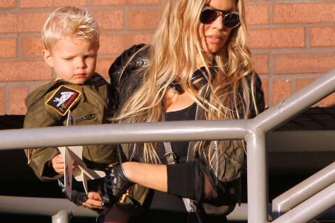 Fergie et Josh Duhamel : Parents complices et déguisés pour l'anniversaire d'Axl