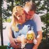 Maria Kirilenko maman : La tenniswoman, jeune mari�e, dingue de son b�b� !