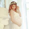 Maria Kirilenko enceinte de son premier enfant - 2015
