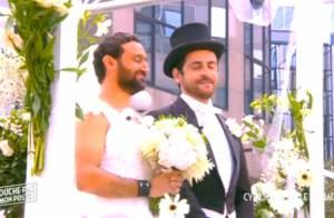 TPMP - Cyril Hanouna se marie, Elie Semoun hilarant, des audiences au top