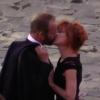 Mylène Farmer et Sting : Un baiser très sensuel sur les quais de Seine...