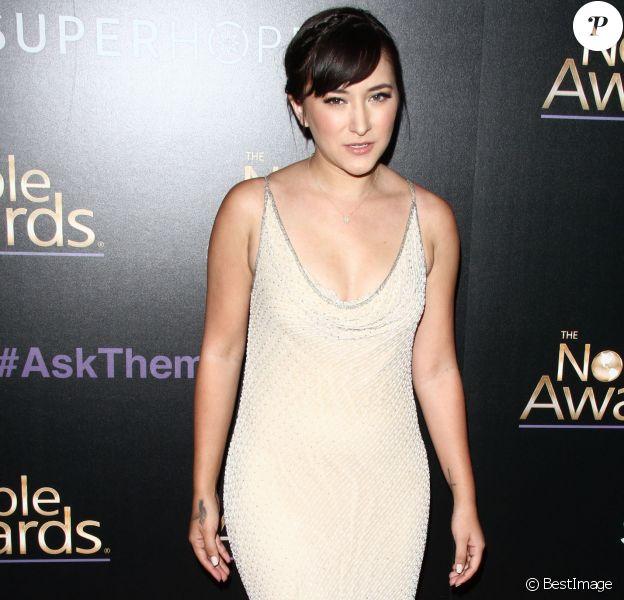 Zelda Williams à la 3ème soirée annuelle Noble Awards à Beverly Hills, le 27 février 2015
