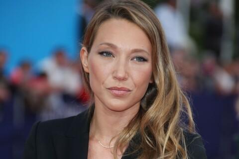 Laura Smet, radieuse et épanouie non loin d'Elisa Tovati, sexy à Deauville