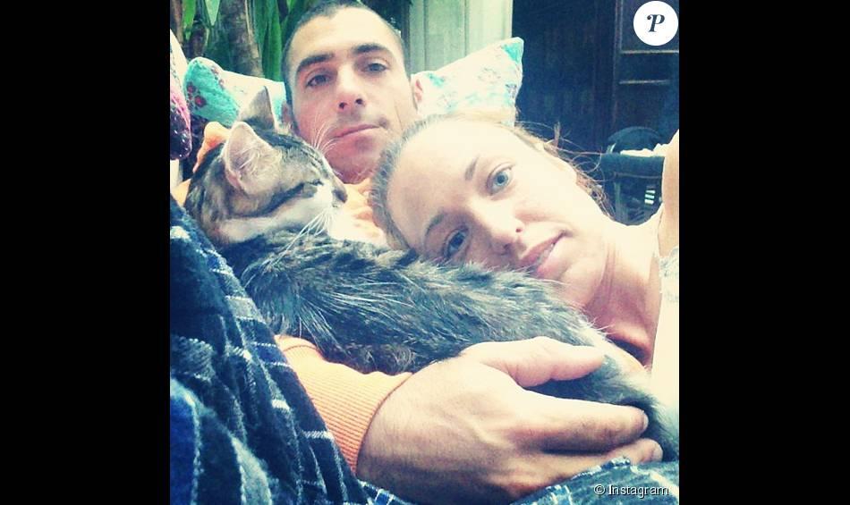 natasha st pier en compagnie de son mari photo poste sur instagram - Natacha Saint Pierre Mariage