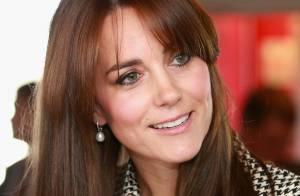 Kate Middleton : Son chic retour au travail, avec sa nouvelle coupe !