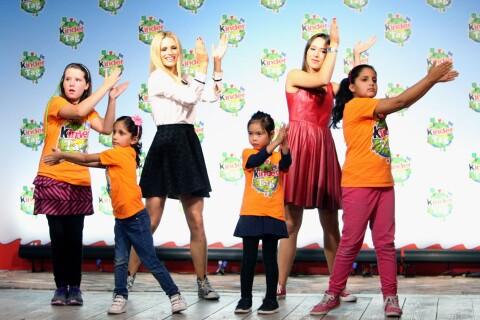 Michelle Hunziker, avec ses filles ou son mari... Un amour de star