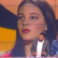 Bertrand Chameroy révèle les images d'Erika Moulet dans les Z'amours (en l'an 2000), le 25 septembre 2015 dans TPMP sur D8.