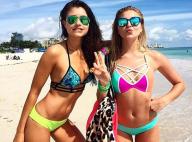 Rachel Hilbert et Yara Khmidan : Duo sexy à Miami, loin de la Fashion Week