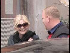 REPORTAGE PHOTOS : Kirsten Dunst, une vraie petite parisienne !