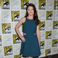 Emilie de Ravin lors du Comic-Con à San Diego, le 11 juillet 2015