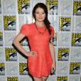 Emilie de Ravin lors du Comic-Con International de San Diego, le 20 juillet 2013