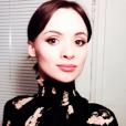 """""""Cathriona White a posté une photo d'elle sur sa page Instagram"""""""