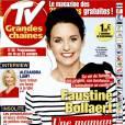 Magazine  TV Grandes Chaînes  en kiosques le 5 octobre 2015.