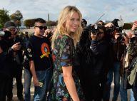 Fashion Week : Maria Sharapova poursuit son grand chelem mode à Paris