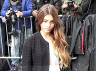 Thylane Blondeau, jeune star stylée chez Chanel