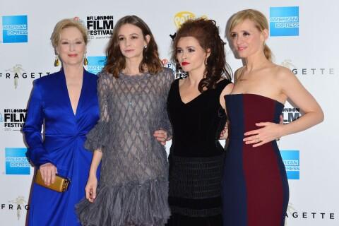 Carey Mulligan: Une soirée tumultueuse pour la jeune maman et Meryl Streep