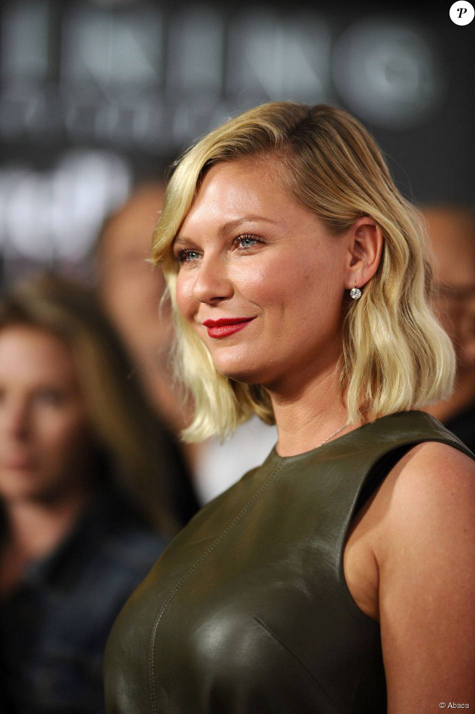"""Kirsten Dunst - Avant-première de la série """"Fargo"""" (saison 2) à Hollywood le 7 octobre 2015."""