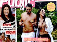 Nabilla et Thomas : Bikini, champagne et baisers coquins... leur week-end secret