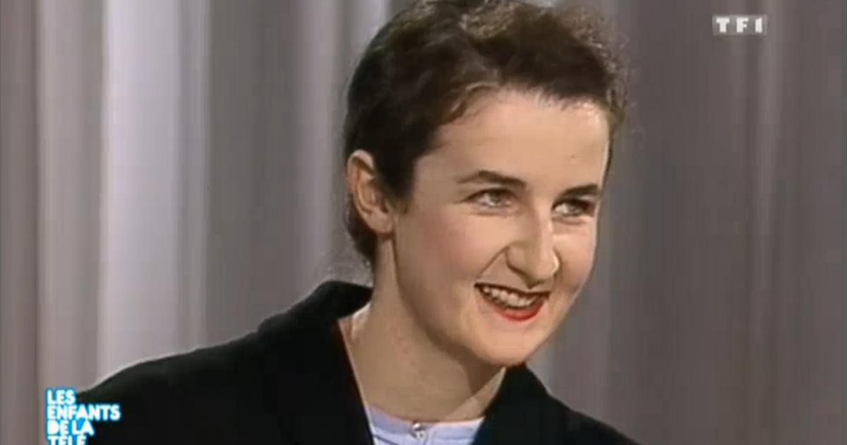 Val rie lemercier se revoyant en 1989 dans les enfants de la t l sur tf1 le 10 octobre 2015 - Valerie damidot et son mari ...