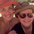 Cristina Cordula et sa meilleure amie disparue.