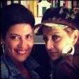 Cristina Cordula : un selfie avec sa BFF Betty Lago, disparue le 13 septembre 2015