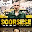 Martin Scorsese, l'exposition à la Cinémathèque française, du 14 octobre 2015 au 14 février 2016.