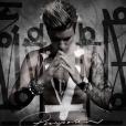 Justin Bieber dévoile la pochette de son nouvel album, Purpose / photo postée sur le compte Instagram du chanteur.