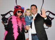 Daniel Ducruet et sa fille avec Marina Kaye et Lââm au Gala Faire Face