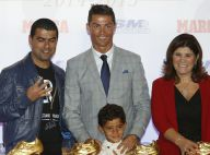 Cristiano Ronaldo, Soulier d'or : Quand son fils évoque Messi et agace sa maman