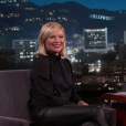 Kirsten Dunst chez Jimmy Kimmel. (capture d'écran)