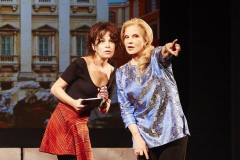 Sylvie Vartan et Isabelle Mergault : L'Amérique les réclame !