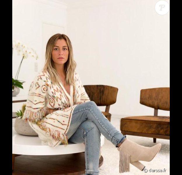 La jolie Anais Camizuli, égérie Clarosa