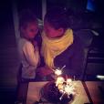 Laure Manaudou : anniversaire de sa petite Manon