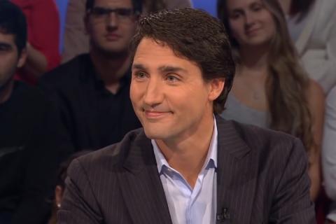 Justin Trudeau, beau et sexy : Le nouveau Premier ministre canadien affole !