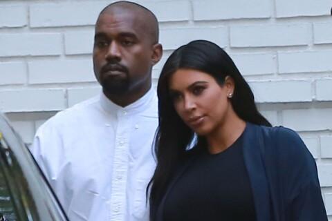 Kim Kardashian : Sexy maman au bras de son Kanye