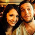 Phillip Phillips et Hannah Blackwell ont annoncé le 26 décembre 2014 leurs fiançailles. Photo publiée le 9 août 2014 par Hannah Blackwell sur Instagram.