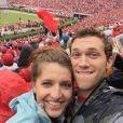 Phillip Phillips, révélé par American Idol, et Hannah Blackwell se sont mariés le 24 octobre 2015. Photo Instagram.