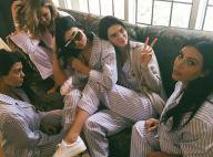 Kim Kardashian, enceinte : Week-end de folie, entre anniversaire et baby-shower
