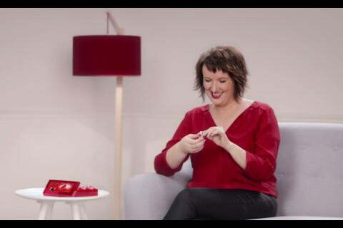 Anne Roumanoff : En couple avec Mon Chéri, elle incite à la gourmandise...