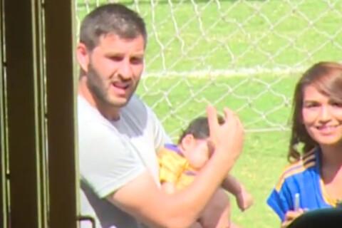 André Pierre Gignac : Rencontre avec un bébé prénommé... Andre Gignac !