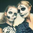 Gwyneth Paltrow et sa fille Apple / photo postée sur Instagram.