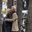 Boris Becker et Sandy Meyer-Wölden