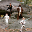 Neil Patrick Harris fête Halloween 2015 en famille