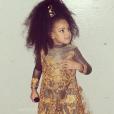 Beyoncé, Jay Z et Blue Ivy déguisés pour Halloween 2015