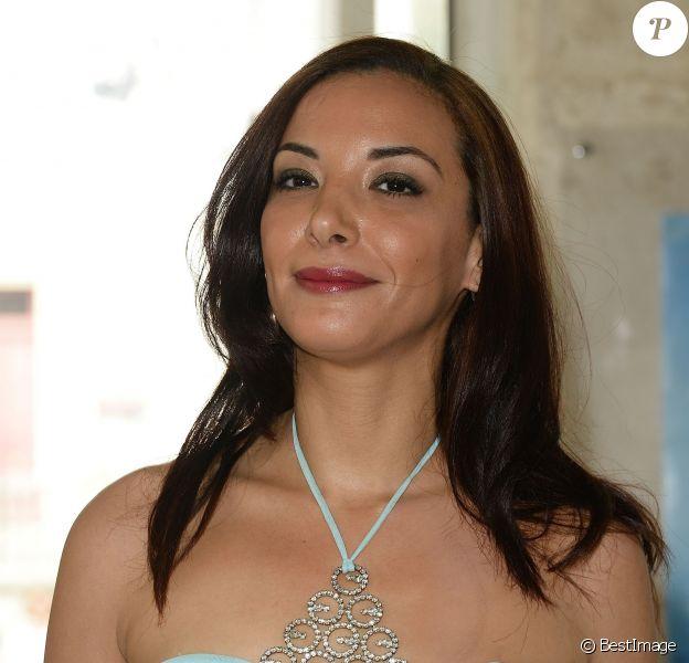 Loubna Abidar - Clôture de la 8e édition du festival du film francophone d'Angoulême le 30 août 2015.